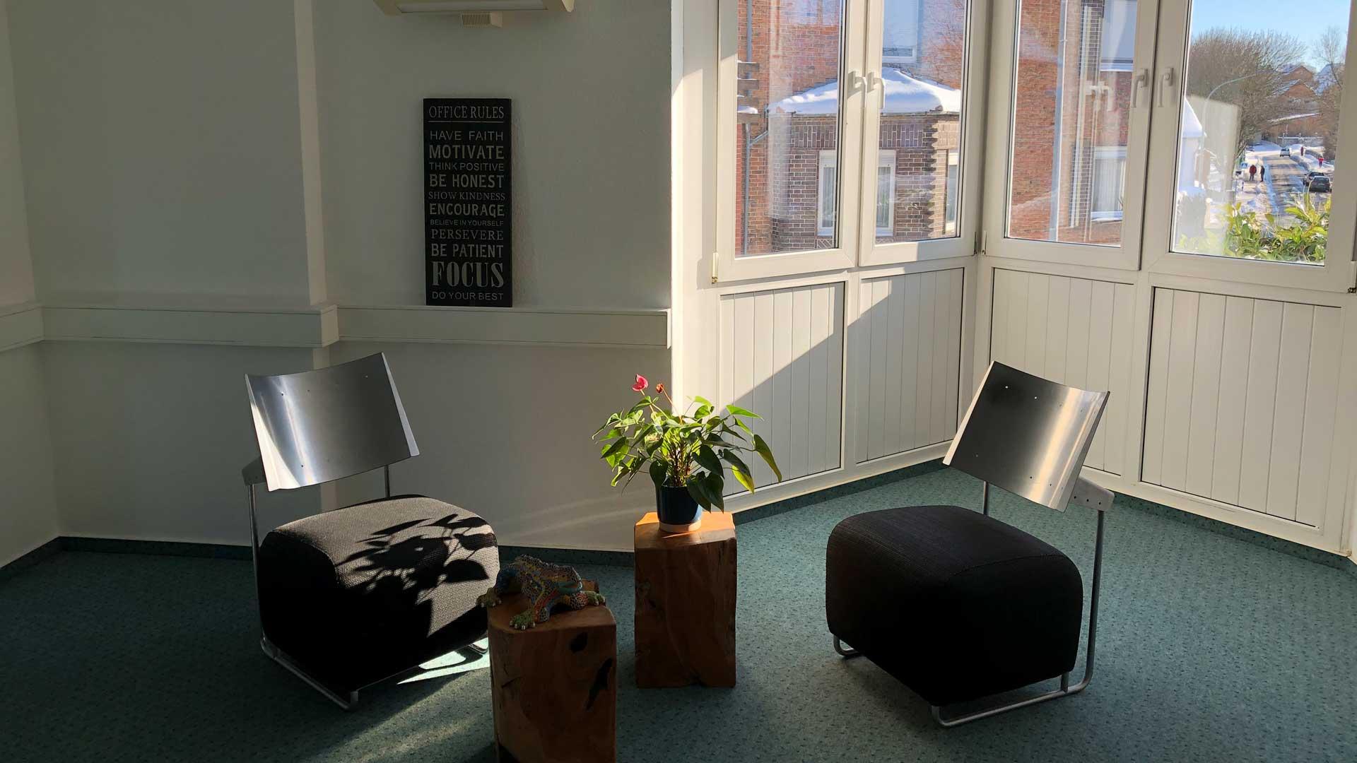 Meeting Point im Büro